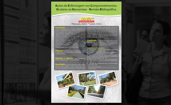 Painel congresso - Dra. Regina Bernardo