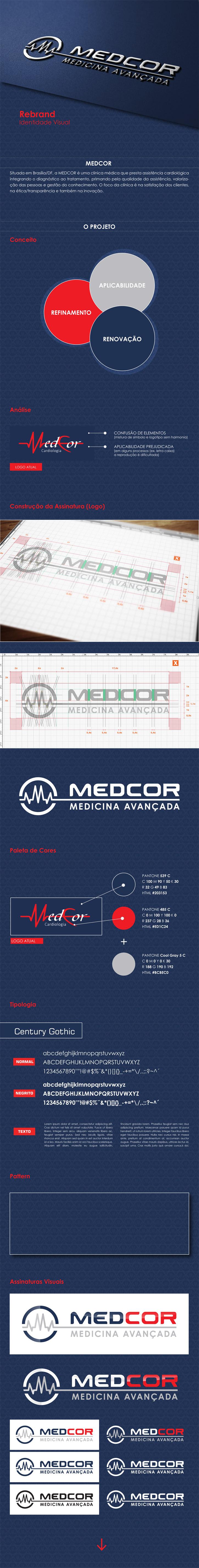 Apresentação Identidade Visual | MEDCOR - Medicina avançada (3)