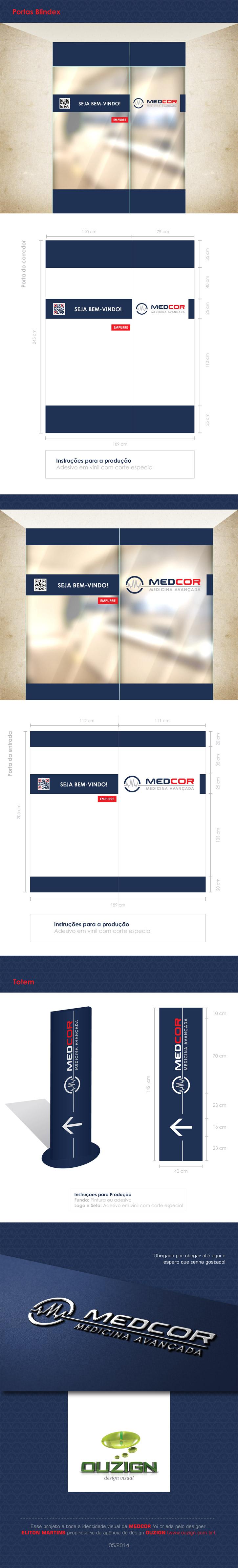 Apresentação Identidade Visual | MEDCOR - Medicina avançada (1)
