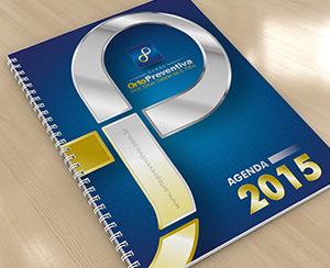 Agenda Institucional 2015 - Ortopreventiva