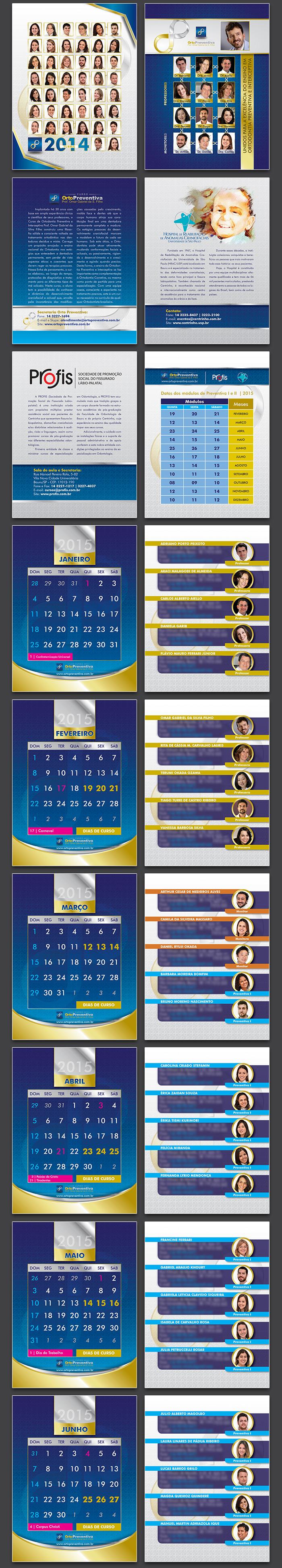 Calendário de Mesa Orto Preventiva 2015 - Turma 2014 (1)