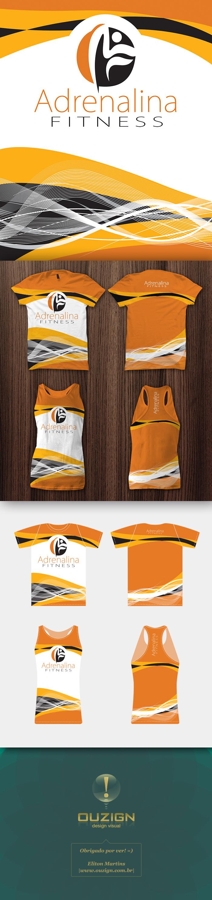 Camisetas - Adrenalina Fitness (1)