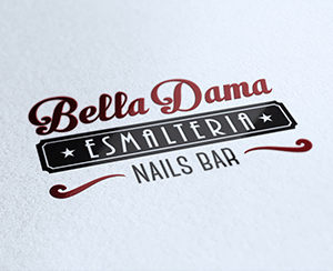 Design de Marca - Bella Dama Esmalteria Nails Bar (2)
