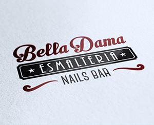 Design de Marca - Bella Dama Esmalteria Nails Bar (2)