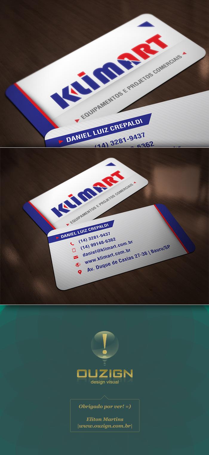 Cartão de Visita | Klimart (2)