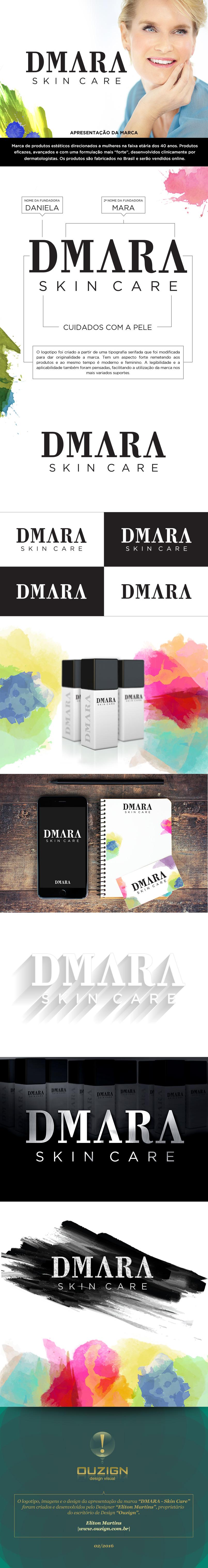 Apresentação da marca DMARA - Skin Care